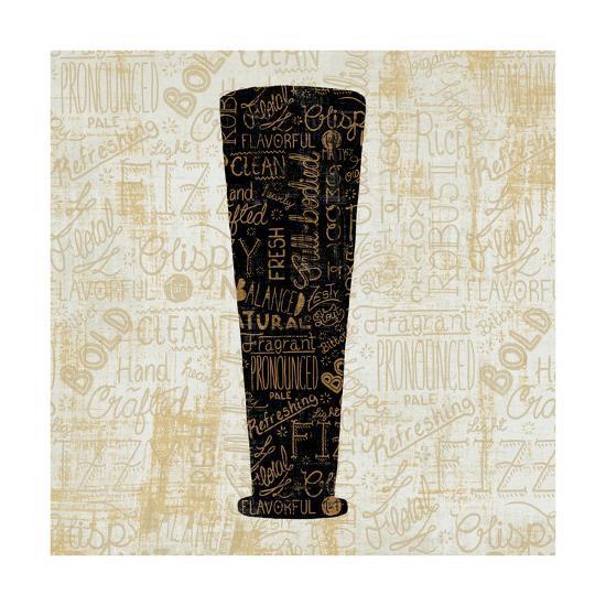 Cheers for Beers Pilsner-Cleonique Hilsaca-Art Print