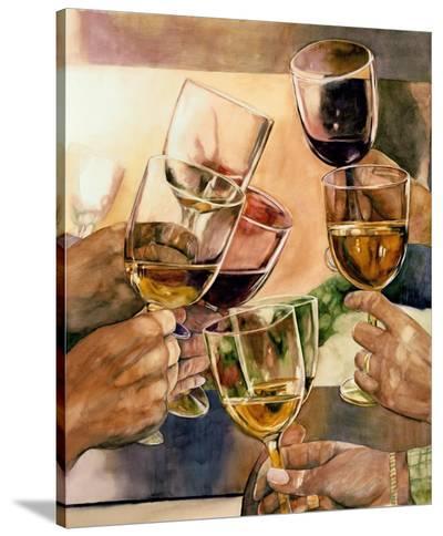 Cheers!-Karen Honaker-Stretched Canvas Print
