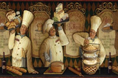 Chef Border-Lisa Audit-Giclee Print