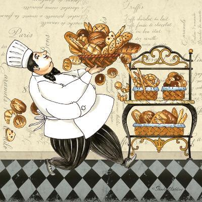 Chef Bread-Pamela Gladding-Art Print
