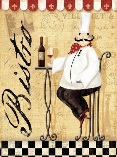 Chef's Break  I-Veronique Charron-Premium Giclee Print