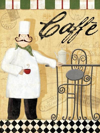 Chef's Break III-Veronique Charron-Premium Giclee Print