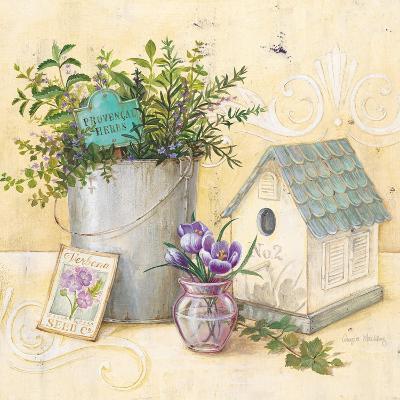 Chef's Garden-Angela Staehling-Art Print