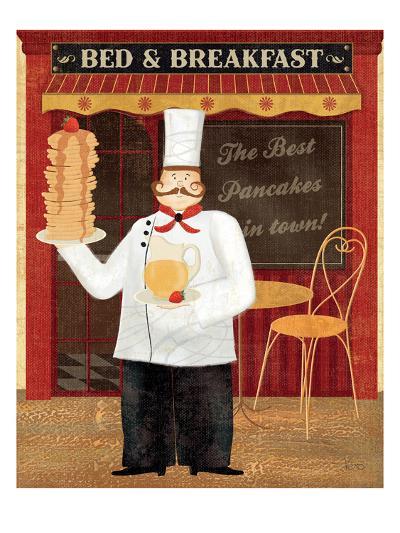 Chef's Specialties I-Veronique Charron-Art Print