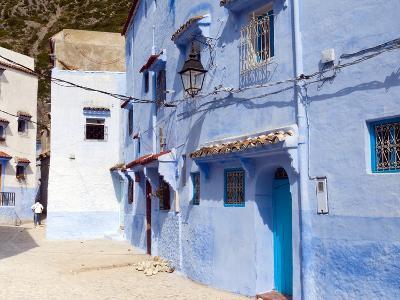 Chefchaouen (Chaouen), Tangeri-Tetouan Region, Rif Mountains, Morocco, North Africa, Africa-Nico Tondini-Photographic Print