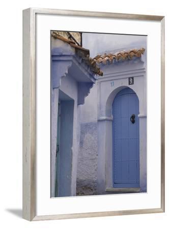 Chefchaouen, Morocco-Natalie Tepper-Framed Photo