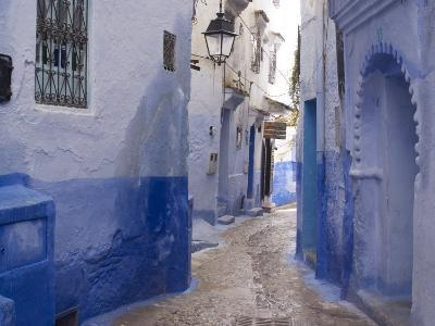 Chefchaouen, Near the Rif Mountains, Morocco, North Africa, Africa-Ethel Davies-Photographic Print