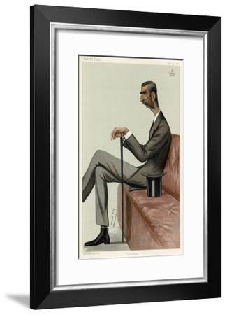 Chelmsford, 2nd Baron-Leslie Ward-Framed Giclee Print