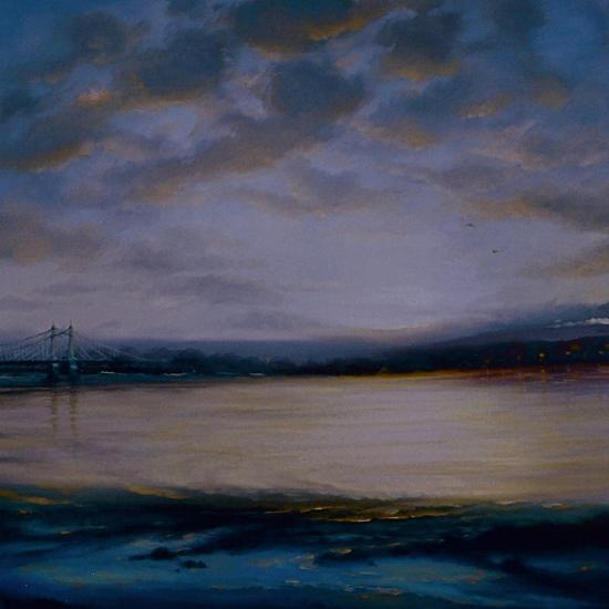 Chelsea Dawn, 2007-Lee Campbell-Giclee Print
