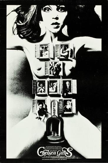 Chelsea Girls, 1967--Art Print