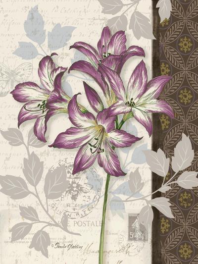 Chelsea Purple II-Pamela Gladding-Art Print