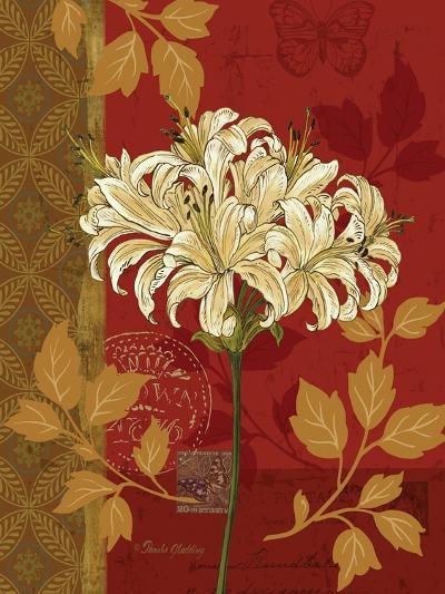 Chelsea Red I-Pamela Gladding-Art Print