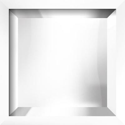 Chelsea White Mirror