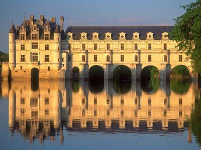 Chenonceau Chateau, Loire Valley, France-David Barnes-Photographic Print