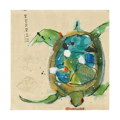 Chentes Turtle Light-Kellie Day-Art Print