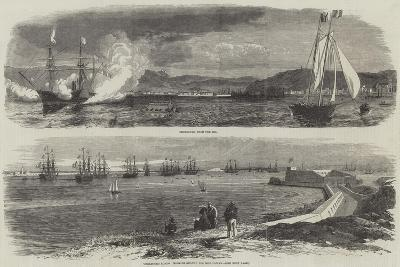 Cherbourg in France--Giclee Print