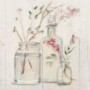 Blossoms on Birch VI by Cheri Blum