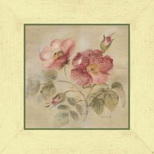 Burgundy Rose by Cheri Blum
