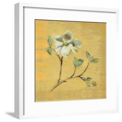 Dogwood Blossom on Gold