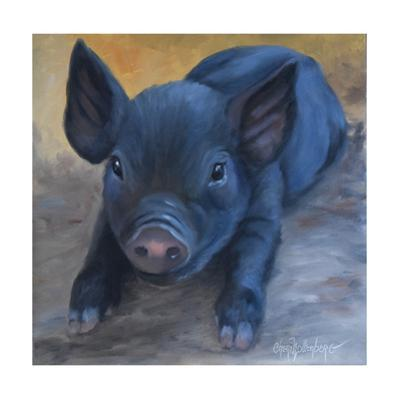 Cole's Baby Pig by Cheri Wollenberg
