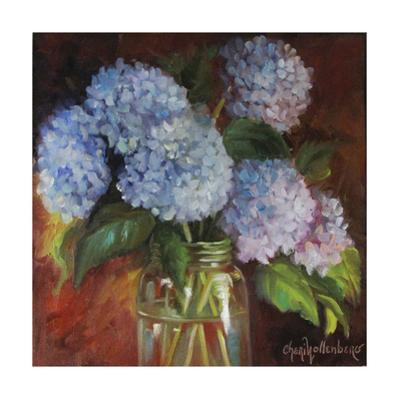 Lilacs and Copper by Cheri Wollenberg