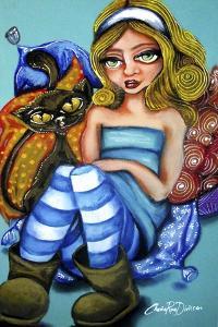 Alice in Ugg Boots by Cherie Roe Dirksen