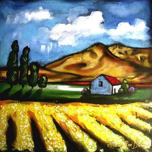 Canola Fields by Cherie Roe Dirksen