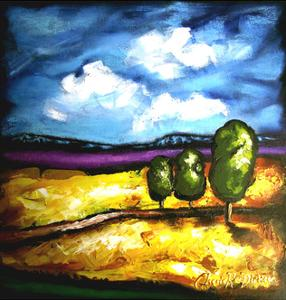 Countryside Escape by Cherie Roe Dirksen