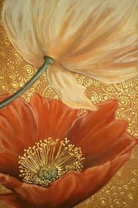 Poppy Duet by Cherie Roe Dirksen
