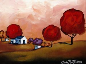 The Red Trees by Cherie Roe Dirksen