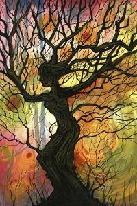 Tree of Life I by Cherie Roe Dirksen