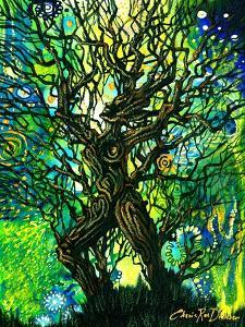 Tree of Life - Primordial Soup by Cherie Roe Dirksen
