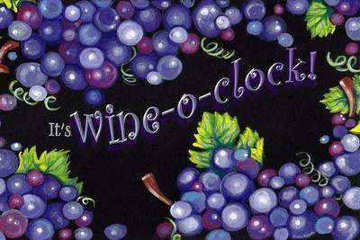 Wine O' Clock Grapes