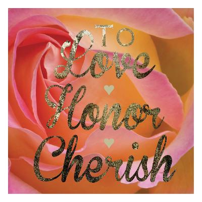 Cherished Love-Melody Hogan-Art Print