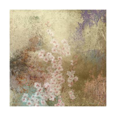 Cherry Blossom Abstract I-Rick Novak-Art Print