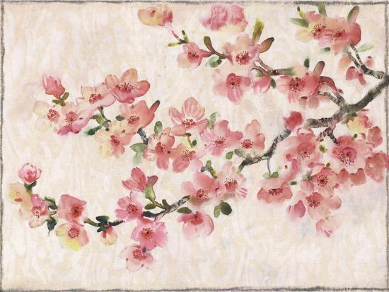 Cherry Blossom Composition I--Art Print
