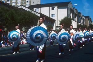 Cherry Blossom Festival, Japanese Springtime Festival, San Francisco, California