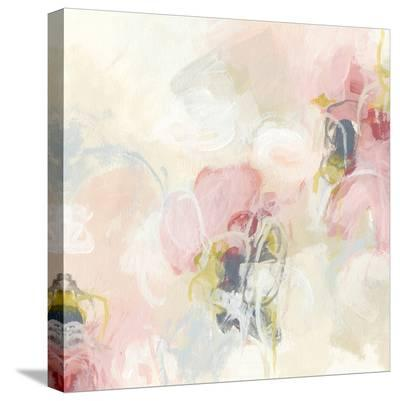 Cherry Blossom II-June Vess-Stretched Canvas Print