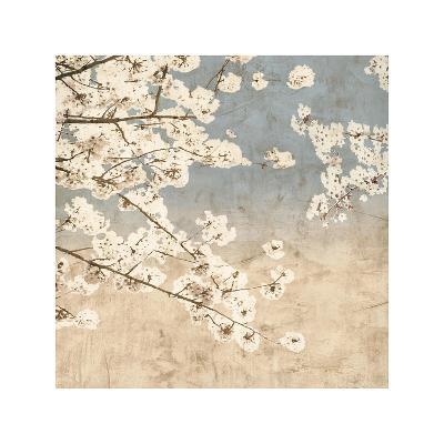 Cherry Blossoms II-John Seba-Giclee Print
