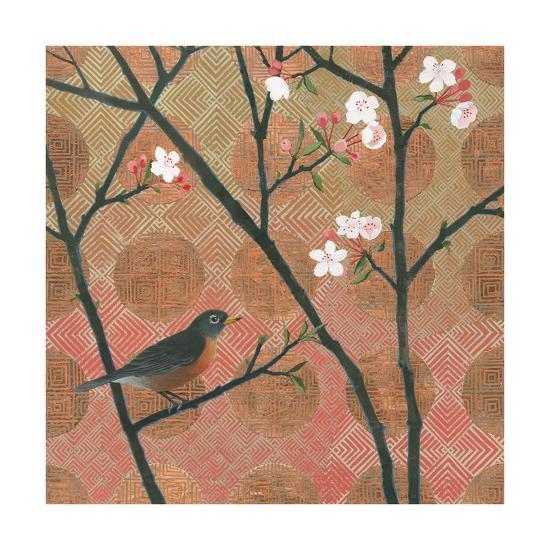 Cherry Blossoms II-Kathrine Lovell-Art Print