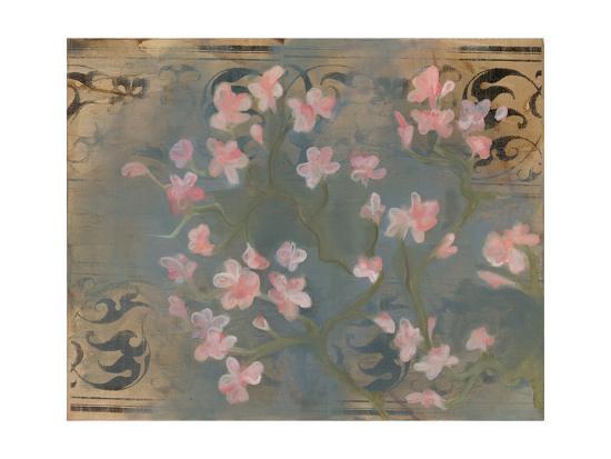 Cherry Blossoms II-Arielle Adkin-Art Print