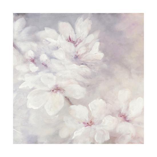 Cherry Blossoms Square-Julia Purinton-Art Print