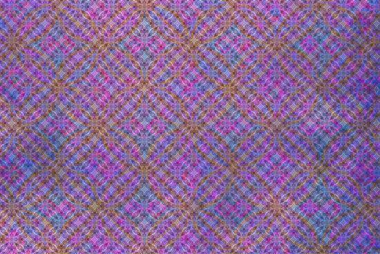 Cherry Blu Pattern 04-LightBoxJournal-Giclee Print