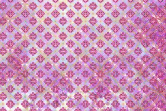 Cherry Blu Pattern 06-LightBoxJournal-Giclee Print