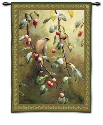 Cherry Chase-Catherine Mcclung-Wall Tapestry