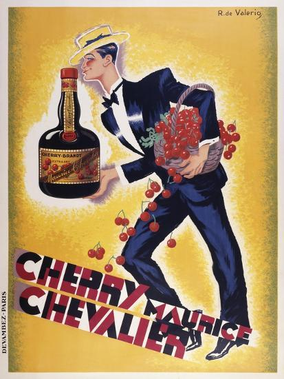 Cherry Maurice Chevalier--Giclee Print