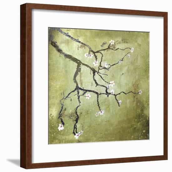 Cherry Tree II-Karen Williams-Framed Giclee Print