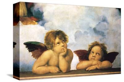 Cherubini-Raphael-Stretched Canvas Print