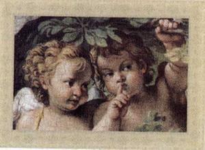 Cherubs, Cupids and Love IV