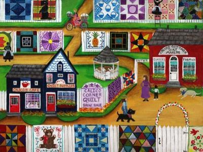 Calico Corner Country Quilt Show by Cheryl Bartley